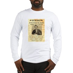 Wanted Doc Scurlock Long Sleeve T-Shirt