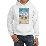 Fish Surfing Online Hooded Sweatshirt