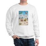 Fish Surfing Online Sweatshirt