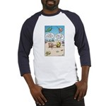 Fish Surfing Online Baseball Jersey