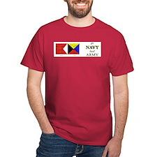 Bravo Zulu Beat ARMY! T-Shirt