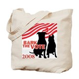 Unique Rock the vote Tote Bag