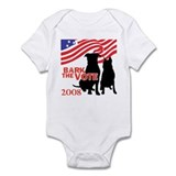 Cute Rock the vote Onesie