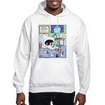 Socks Horror Spin Hooded Sweatshirt