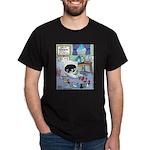Socks Horror Spin Dark T-Shirt