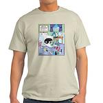 Socks Horror Spin Light T-Shirt