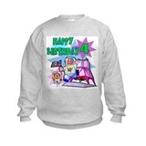 Astronaut 4th Birthday Sweatshirt
