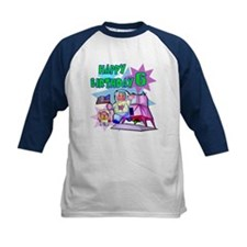 Astronaut 6th Birthday Tee