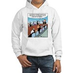 Dog-eat-Cat World Hooded Sweatshirt