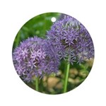 Globe Allium Ornament (Round)