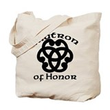 Celtic Knot Matron of Honor Tote Bag
