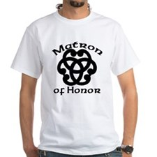 Celtic Knot Matron of Honor Shirt