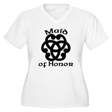 Celtic Knot Maid of Honor T-Shirt