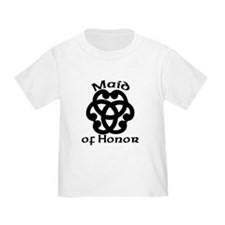 Celtic Knot Maid of Honor T