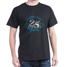Celebrating 25 years T-Shirt