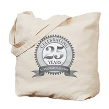Celebrating 25 years Tote Bag
