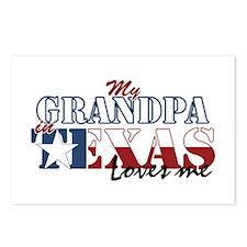 My Grandpa in TX Postcards (Package of 8)