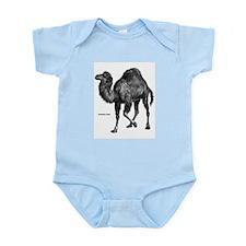 Camel Infant Creeper