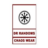 Doc Randoms Chaos Wear Rectangle Decal