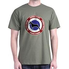Doberman Pinscher Bullseye T-Shirt