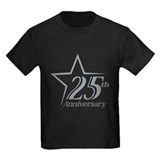 25 year anniversary T