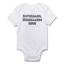 2008 U.K. Infant Bodysuit