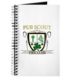 Irish Pub Scout Journal