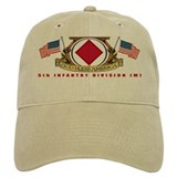 5th INFANTRY DIVISION Baseball Cap