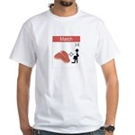 Steak and BJ Day Date Tshirt Holiday Adult Humor