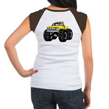YELLOW MONSTER TRUCK Tee
