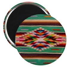 Southwest Indian Weaving Magnet