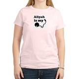 Aliyah (ball and chain) T-Shirt