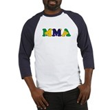 Brazil MMA Baseball Jersey