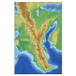 Kingdoms of Kalamar Atlas (east)