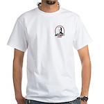 McCan't 2008 White T-Shirt