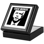 Even Worse President Keepsake Box