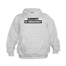 GARRETT is innocent Hoodie