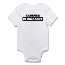 KADENCE is innocent Infant Bodysuit