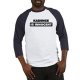 KADENCE is innocent Baseball Jersey