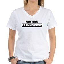 NATHAN is innocent Shirt