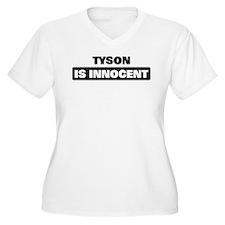 TYSON is innocent T-Shirt