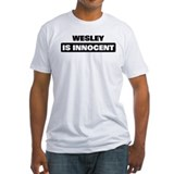 WESLEY is innocent Shirt