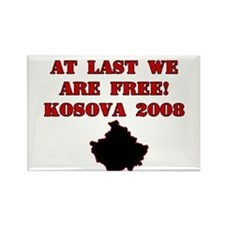 Kosova Independence!! Rectangle Magnet