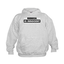 REBECA is innocent Hoodie