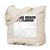Dania Beach Tote Bag