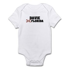 Davie Infant Bodysuit