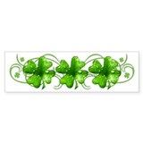 Irish Keepsake Bumper Car Sticker