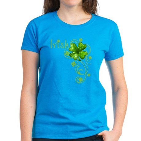 Irish Keepsake Women's Dark T-Shirt