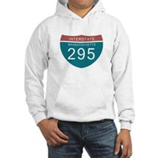Interstate 295 Massachusetts Hoodie