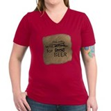 Will play poker for beer Shirt